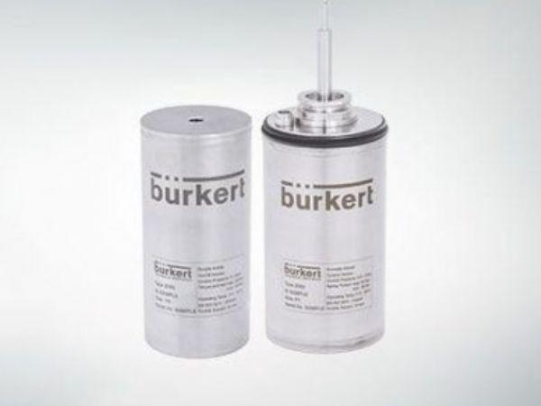 Bürkert lancerer aktuelt pneumatisk en hygiejnisk  drejeaktuator, type 2053.