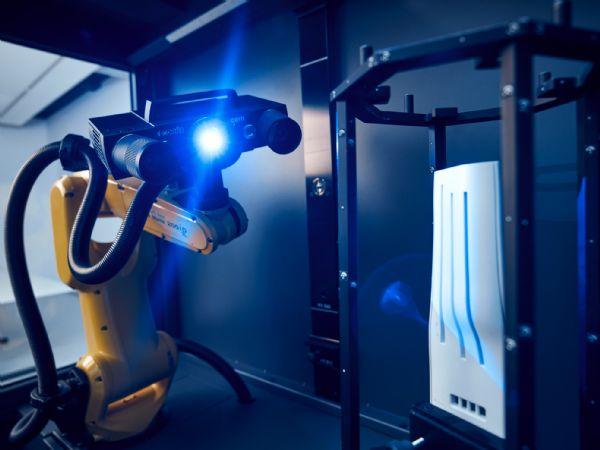 ATOS Q 3D-skanneren får messepremiere den 8. til 10. september på Automatik 2020 i Brøndby.