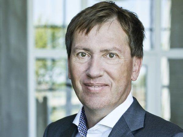 CEO og stifter af OnRobot Enrico Krog Iversen glæder sig over den kapitalindsprøjtning, som virksomheden har fået, og herunder at Vækstfonden igen bidrager.