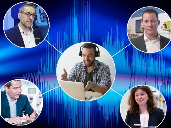 Den 29. april gælder det første udgave af en række Webcasts fra Lenze, som fremadrettet vil blive lanceret på ugentligt basis.