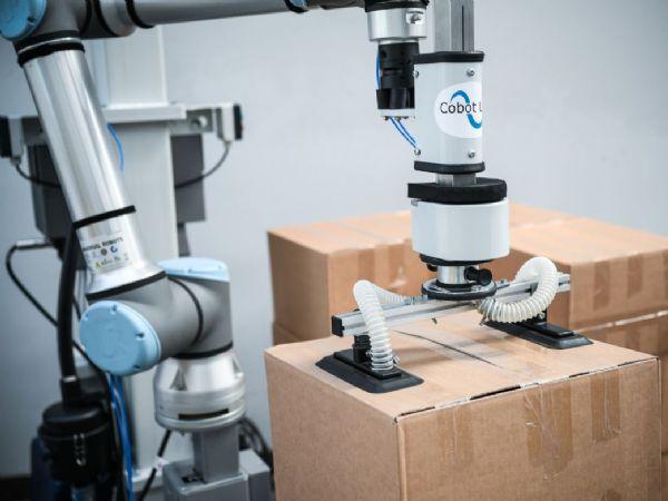 Cobot Lift-produkterne indgår nu i Technicons program, som ved løfteopgaver populært sagt, kan  tilføje muskler til cobots.
