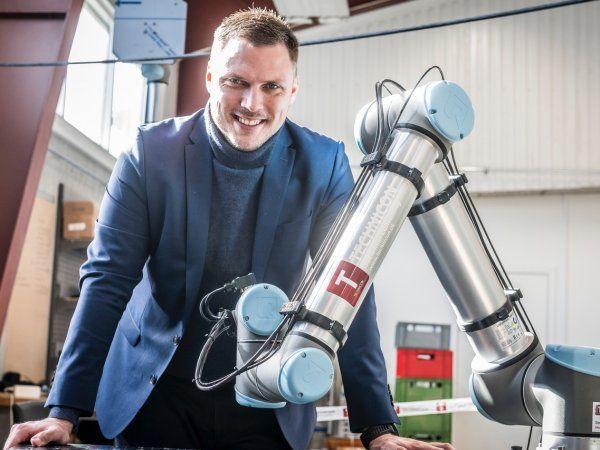 Technicon-direktør og medstifter Casper Hansen stiller firmaets ingeniørkundskaber til rådighed for produktionsvirksomheder, der har akutte behov i den særlige situation, som landet nu befinder sig i.