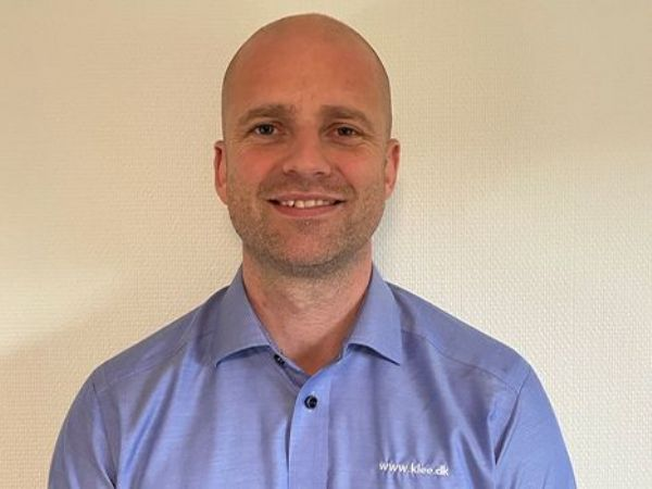 Christian Johanson er nu Key Account Manager i Jylland for Brd. Klee.