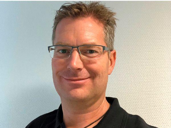 Erland Wulf Johansson er ansat som serviceleder ved CBRE Intego-afdelingen i Kolding.