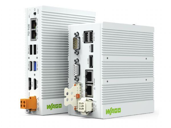 WAGO's to seneste Edge-enheder til Edge Controller og Edge Computer.