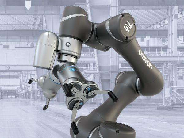 Samarbejdet mellem Omron og OnRobot betyder, at Omron nu kan levere sine kollaborative robtløsninger, inklusive OnRobot-teknologi.