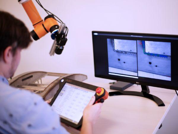 Nordbo Robotics er langt fremme i udviklingen af AI-løsninger, der gør robotautomatisering i industrien lettere og bedre, fremhæver virksomheden.
