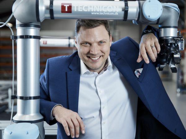 Technicon-CEO Casper Hansen er af regeringen udpeget til digitaliseringspartnerskabet, som skal levere anbefalinger til hvordan Danmark kommer op i gear.