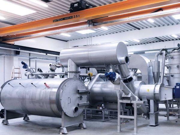 Aktuelt gælder det slutmontagering på blandt andet det andet spildevandsanlæg for AquaGreen; Intelligent & sustainable biomass treatment, i Søndersø.
