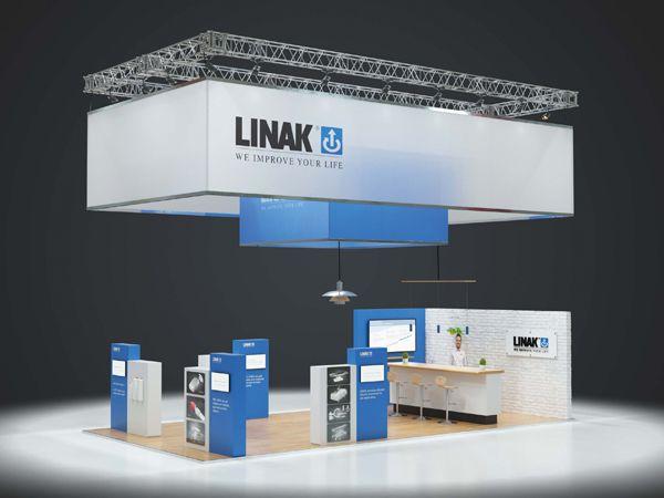 Linak har etableret sit eget virtuelle showroom, hvor brugerne kan opleve aktuatorerne i de omgivelser, hvor de ofte anvendes.