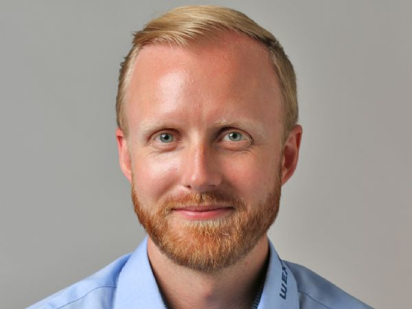 Wexøes Oliver Ahnstrøm ser mange innovative muligheder i kombinerede løsninger med både anden Wexøe-teknologi, Festo- og Rockwell-produkter såvel som integration med tredjeparts-løsninger.