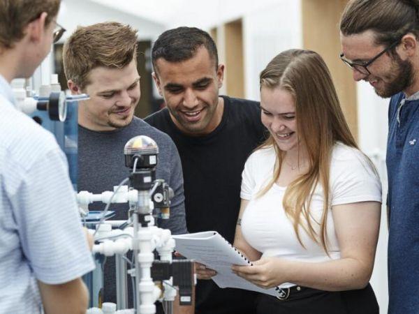 Der udklækkes nu også maskinmester i Region Sjælland, gennem et samarbejde mellem ZBC og Maskinmesterskolen i København, som på første optag har 15 elever.