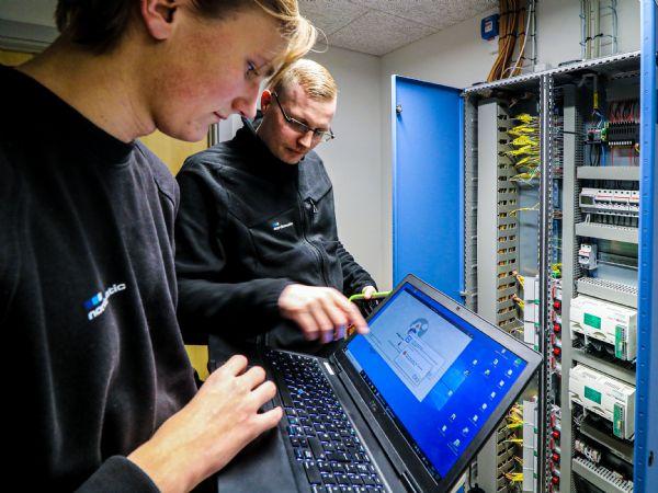 Sammen med Nordomatic venter nordjyske IBA System, at kunne nå mere inden for Smart Building end virksomheden vil kunne alene.