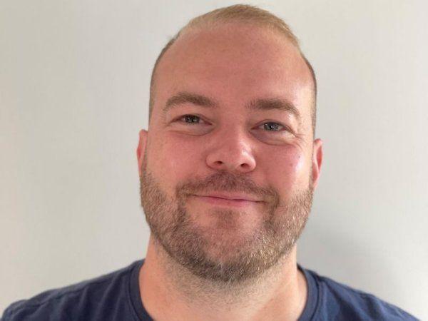 Patrick M. Jørgensen er startet som Key Account Manager for Brd. Klee i Jylland.