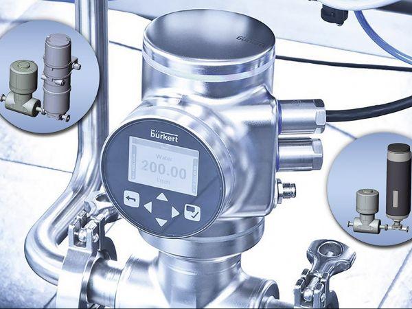 Bürkert tilbyder aktuelt et system til flowregulering og dosering af væsker, der udmærker sig ved både høj nøjagtighed og hurtige reaktionstider.