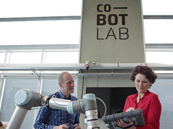 En vigtig ting, som de danske virksomheder i den grad skal blive bedre til, ifølge Christina Boutrup (billedet), er hastighed. Hun understreger således, at danskerne skal skrue op for hastigheden, når det kommer til implementering af teknologi og automatisering. (Foto: TI)