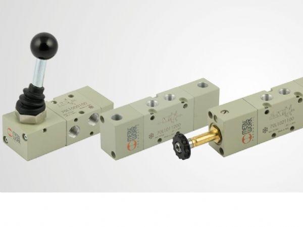 Metal Works Serie 70 LT er lette at identificere ved snefnug-symbolet på ventilen, fremhæver producenten.