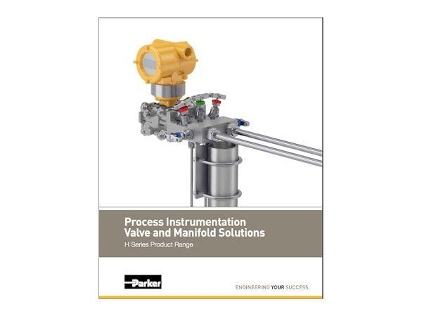 Katalogets 76 sider viser eksempler på integration mellem Parkers teknologier.