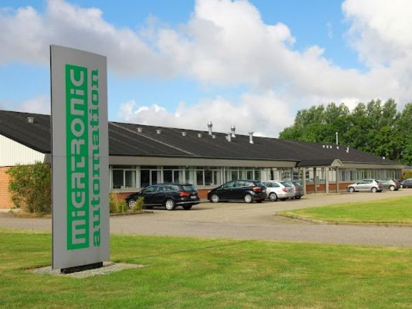 Migatronic Automation i Aabybro byder inden for den 30. september og 1. oktober.