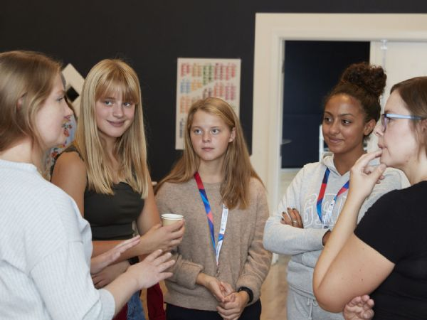 Alfa Lavals danske sites slår dørene op, når der den 6. oktober holdes Girls' Day in Science. (Foto: Naturvidenskabernes Hus)