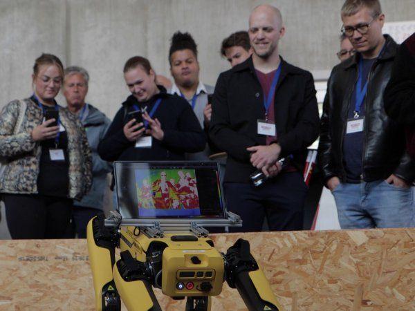 Torsdagen og fredagens Robotbrag og DIRA Business 2021 i Odense havde rekordstort rykind.