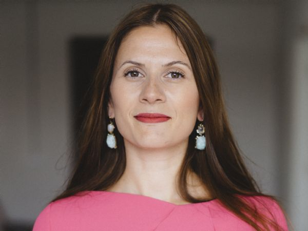 Sahra-Josephine Hjorth, der er Co-founder af CanopyLAB, er blevet valgt som ny næstformand i DI Digital.