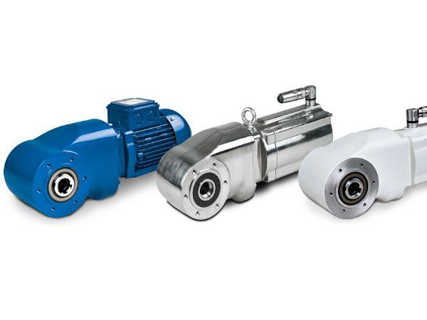 Bauer-gearmotorer i en række forskellige applikationer er muligheder som Eegholm gerne  rådgiver om.
