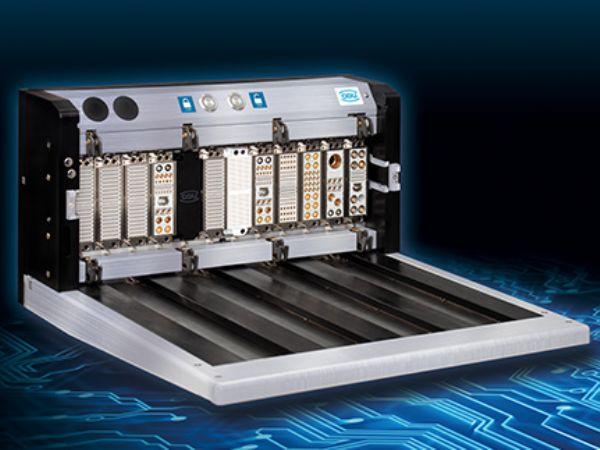 På Productronica 2021 introducerer ODU deres ODU MAC Black-Line-løsning til test og måling.