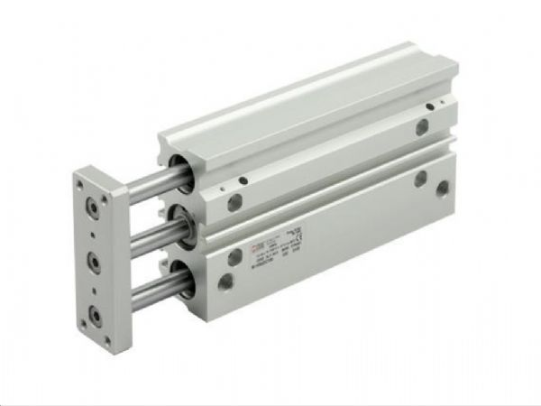 Multifix er Metal Works aktuelle serie af guidet kompaktcylindre.